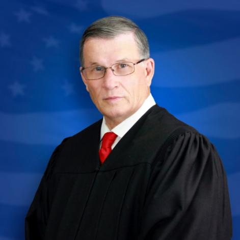 Judge Bruce E. Hampton Photo